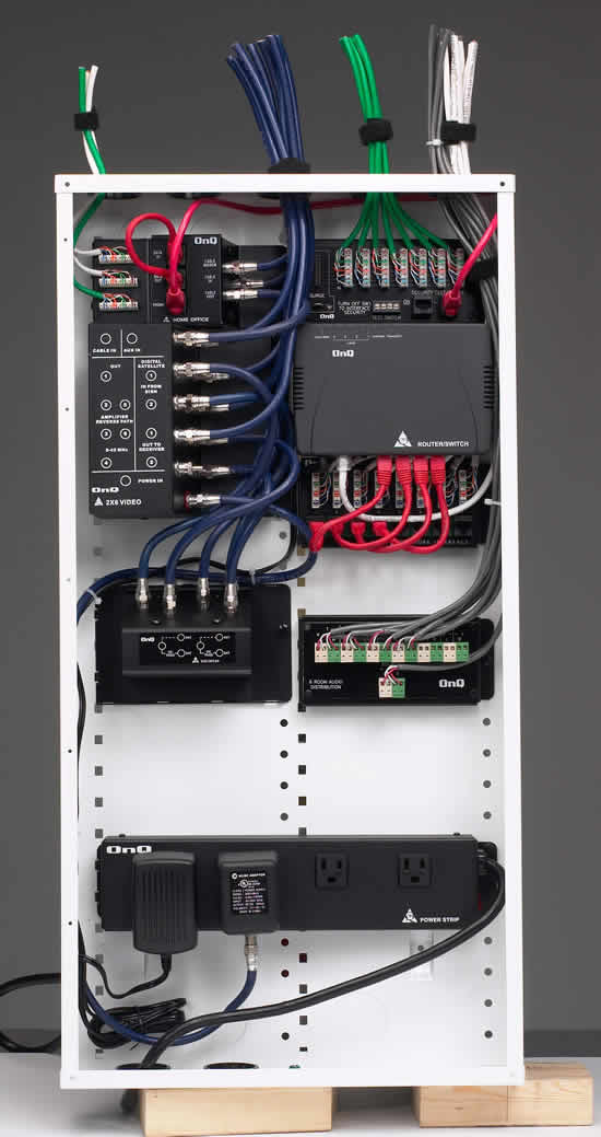 JF Cabling Services, LLC - STRUCTURED WIRING